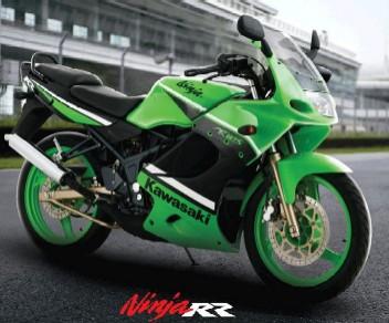 Katup Super KIPS Di Kawasaki Ninja Generasi Euro 2 Bisa Macet Kalo Udah Akselerasi Top Speed Langsung Drop Karena Tumpukan Kerak Sisa Gas