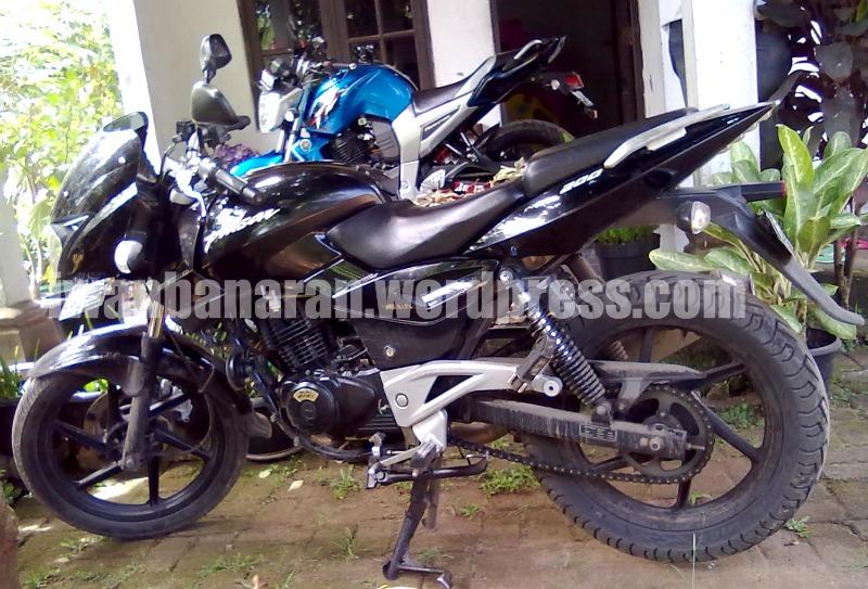 Komparasi Akurasi Speedo Yamaha Byson Vs Pulsar200
