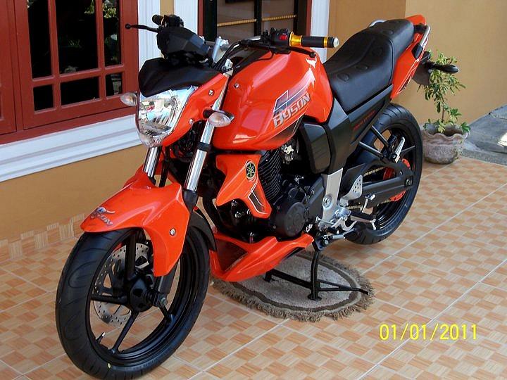 Gambar Modifikasi Yamaha Byson Modif Terbaru 2012 2013   Blog Kumendan