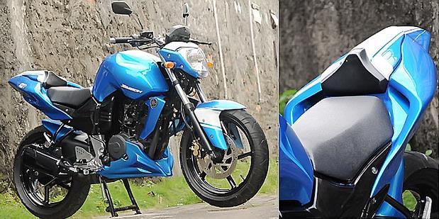 Gambar Modifikasi Yamaha Byson Modif Terbaru 2012/2013 title=