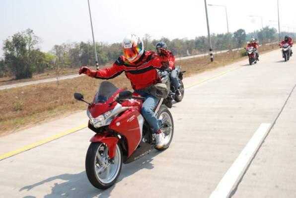 modifikasi cbr 250 thailand terbaru