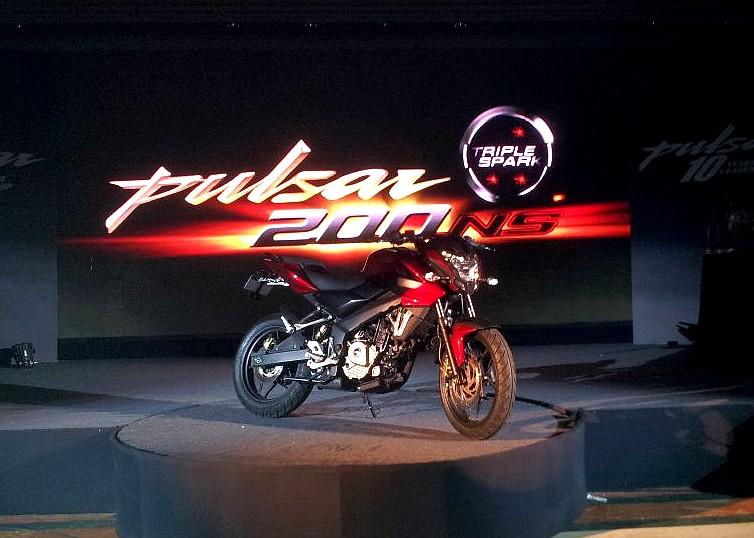 Bajaj Pulsar lawas akan tetap diproduksi bersama Pulsar 200 NS ...