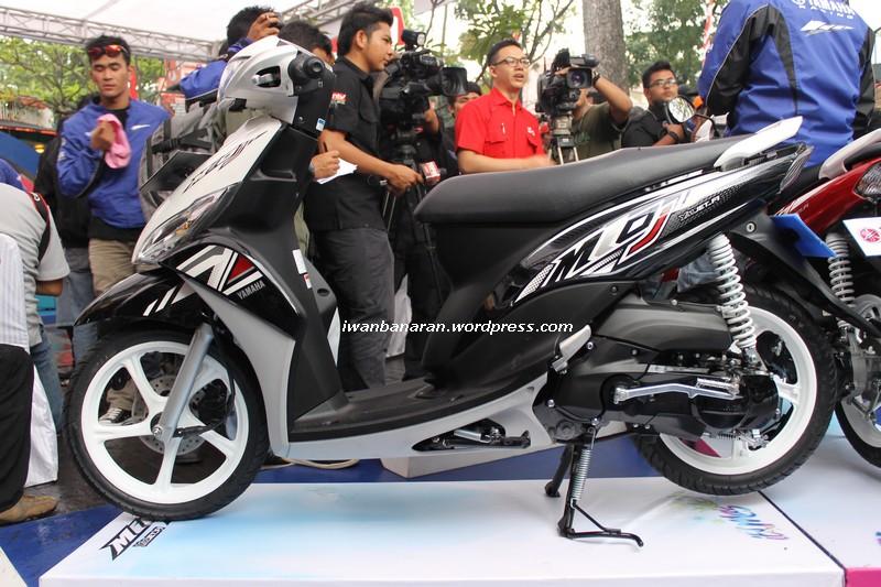 Modifikasi Mesin Yamaha Mio J