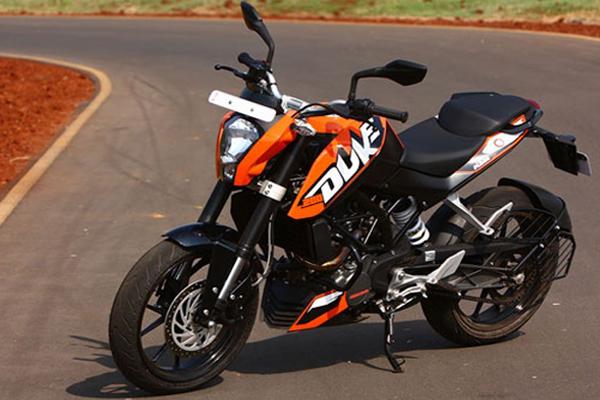 Harga Motor KTM Terbaru 2014