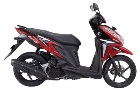 Pilihan Warna Vario CBS 2012  Warna Vario CBS  Vigor Black  Bionic Red  Onyx Violet  Razor White  Warna Vario Non-CBS  Sonic White Blue  Titanium Black  Nitric Orange  Lunar Red  Swift White Silver