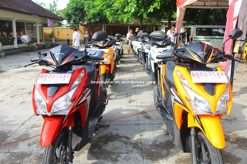 Test ride Honda Vario 125… top speed meraih 110km/jam! | Info Motor Baru