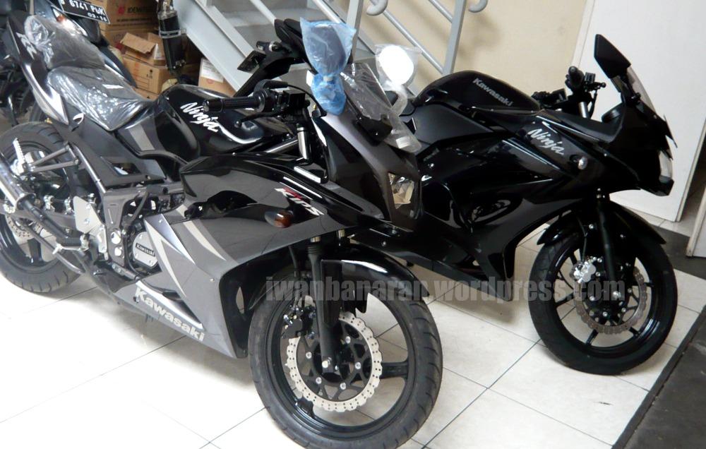 New Kawasaki Ninja 150RR vs Ninja 250R…… Maret 3, 2012