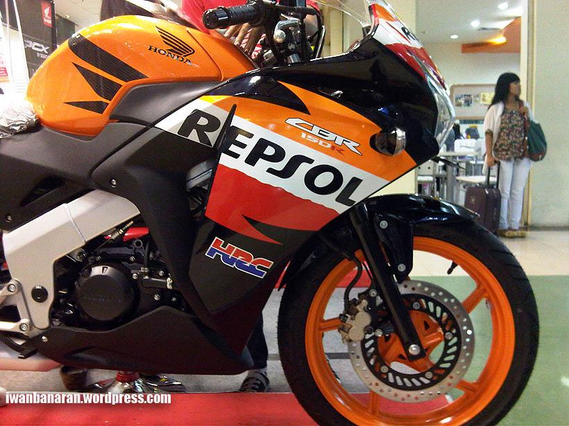 iwanbanaran.com | all about motorcycles » honda cbr150r ... cbr 150cc repsoledition