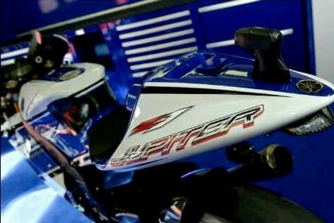 """Last…seri Motogp Mugello adalah pembuka jalan bagi logo """"JupiterZ1 ..."""