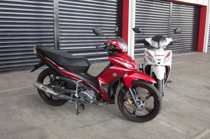 Engine New JupiterZ1 FI mengadopsi teknologi mesin trail Yamaha YZ450F