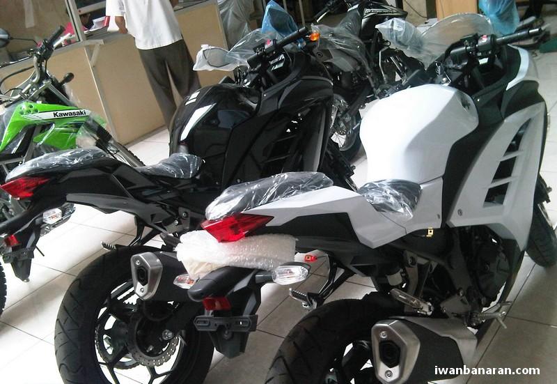 Kawasaki Ninja  Karbu Vs Injeksi
