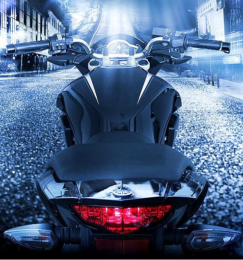 Akhirnya Teaser Honda Teralis Keluar Brosis