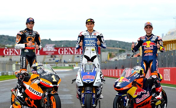 Jadwal MotoGP 2013 dan Pembalap/Rider MotoGP dan Moto2