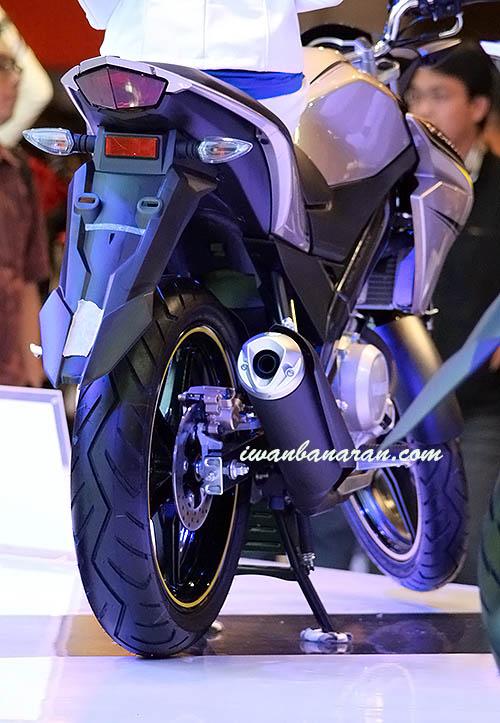 Gambar Detil Yamaha New Vixionaslinya Lebih Ganteng Bro