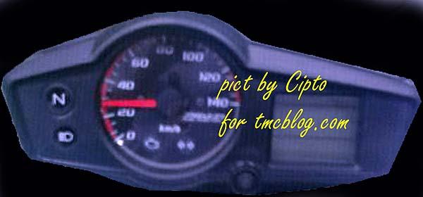Speedometer K18