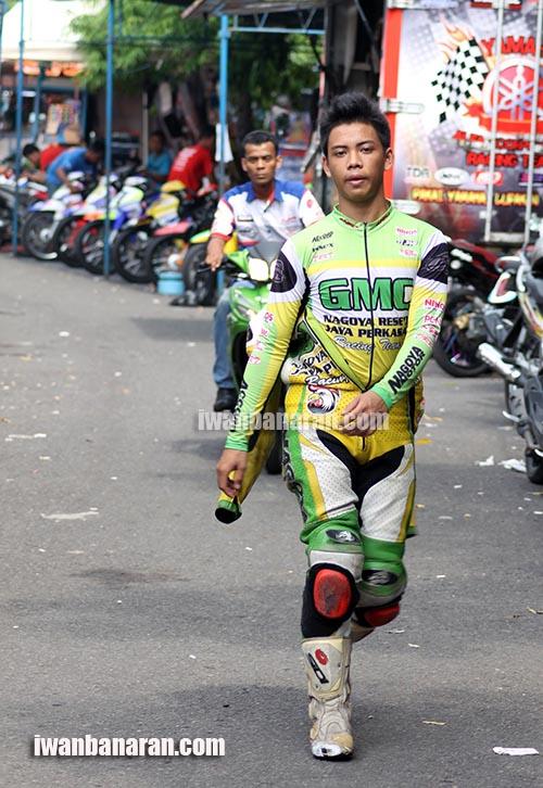 Yamaha Cup Race 201211