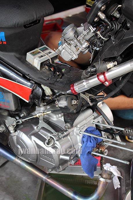 Yamaha Cup Race 20122