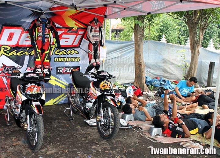 Yamaha Cup Race 20123