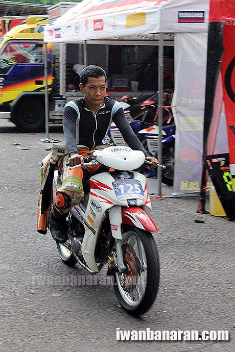 Yamaha Cup Race 20124
