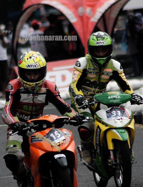 Yamaha Cup Race 201246