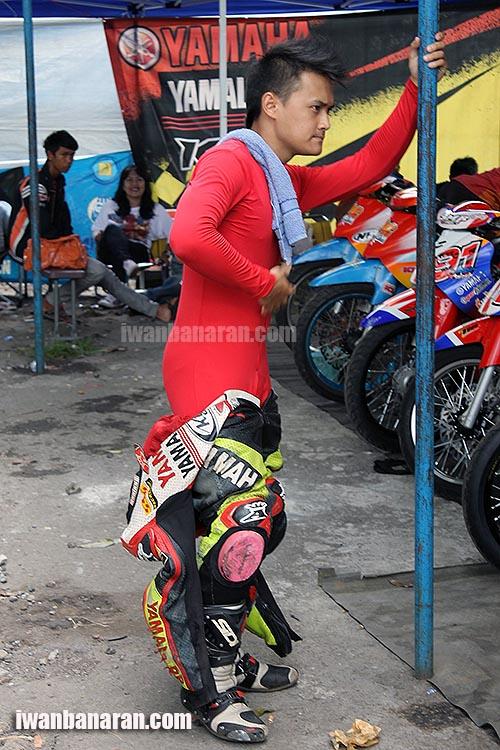 Yamaha Cup Race 20128