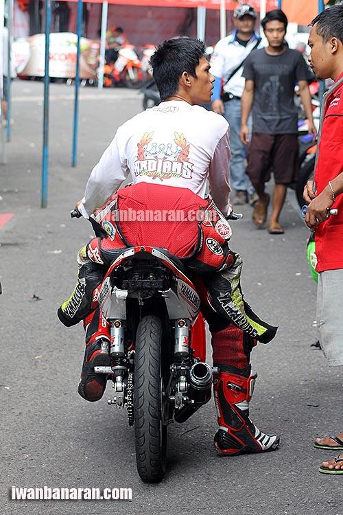 Yamaha Cup Race 20129