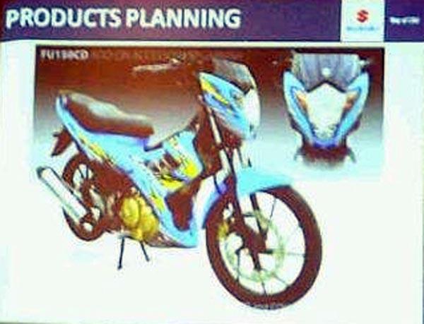 Is This The New 2013 Suzuki Satria Fu 150 Fi Photomotoblog