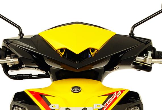 Yamaha Xeon YMJet-FI:Motorcycle