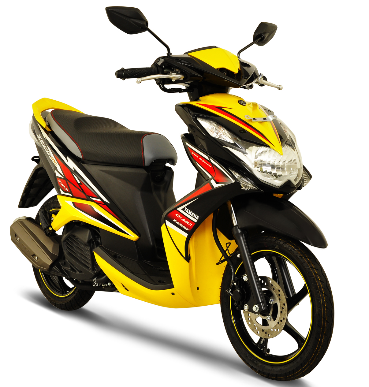 Motorcycle Review's: 2006 Satria From Raider Thailand