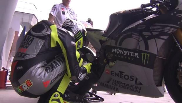 Rossi Sepang