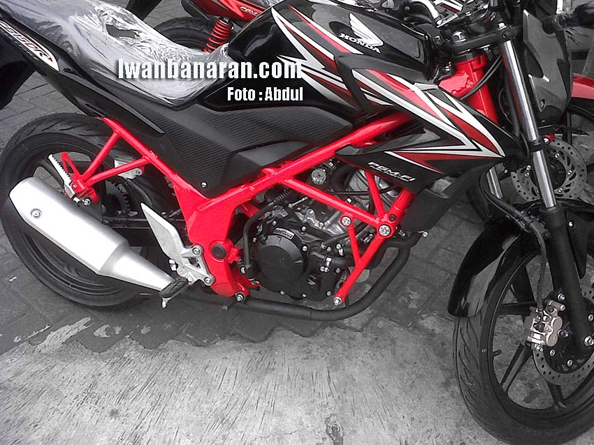 Related image with Modif Motor Cb 150 R Short News Poster