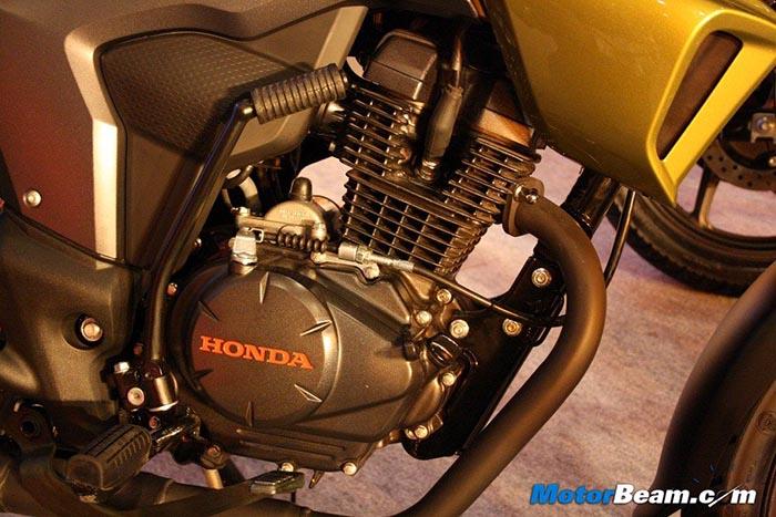 Honda-CB-Trigger-Engine