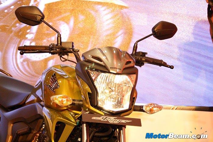 Honda-CB-Trigger-Headlight