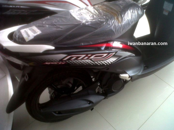 Mio J Sporty Black 2013