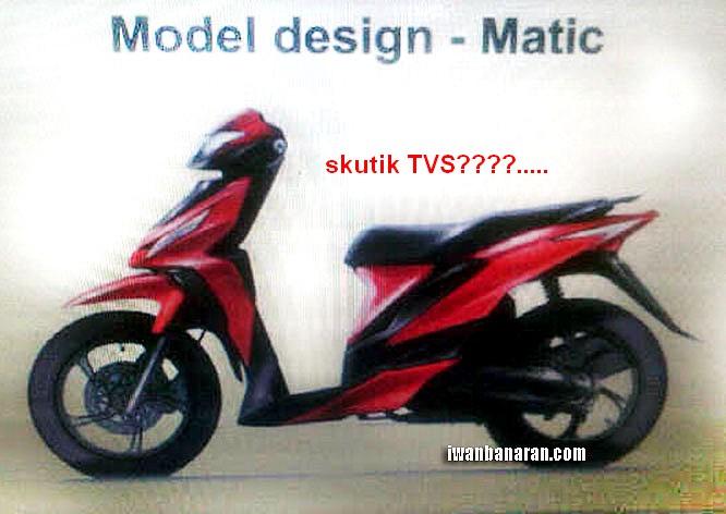 TVS matic
