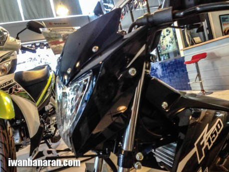 Komparasi Fisik Suzuki Satria FU New Vs Old Modif Motor E