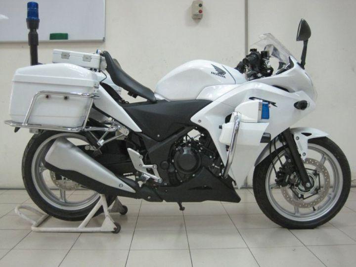 Honda_CBR250R_Malaysia_Police