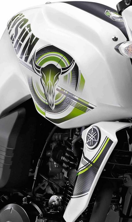 Gambar Modifikasi Motor Yamaha Byson