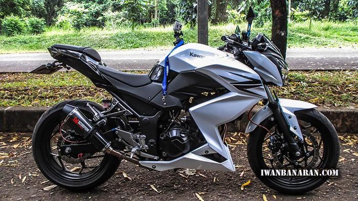 Harga Kawasaki Ninja  Touring