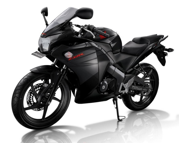 CBR150R.Asteroid Black Metallic