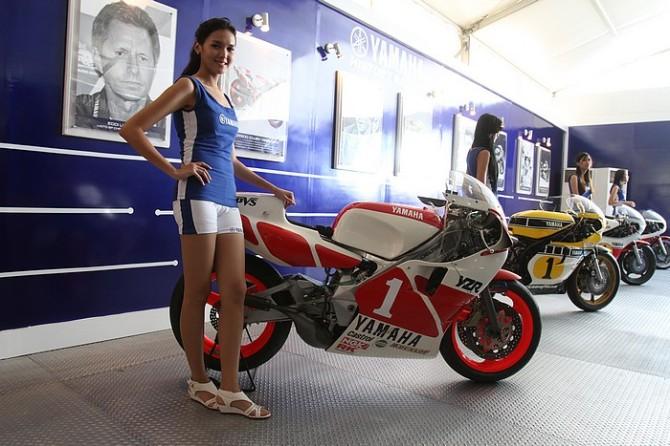 Eddi Lawson - Yamaha 0W81