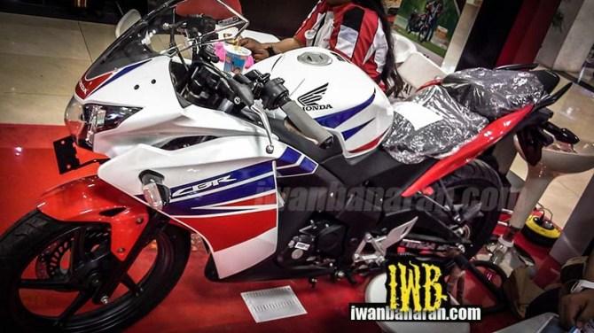 Honda CBR150 2014