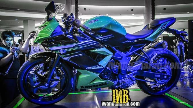 Ninja 250SL mono