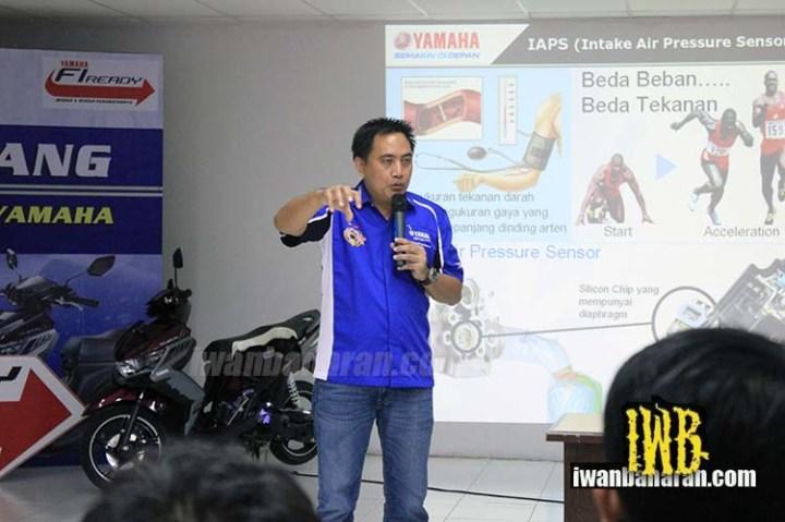 injeksi Yamaha