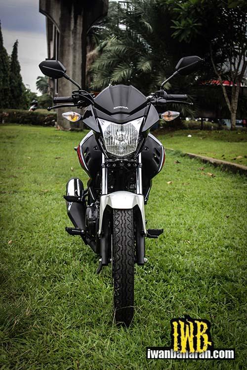Honda new Megapro FI