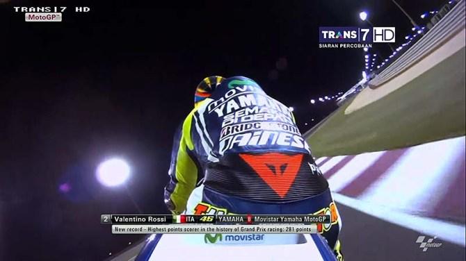 Rossi Qatar