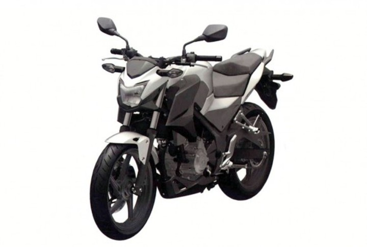 Honda-Naked-CBR300R-Front