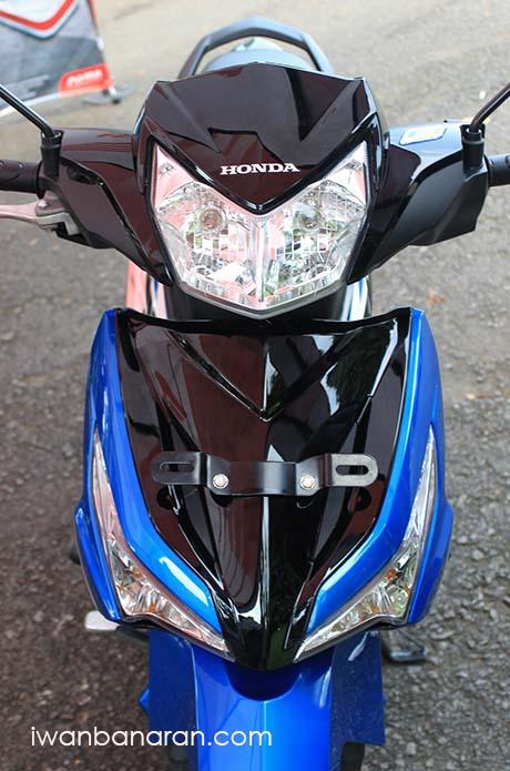 Honda SupraX 125 FI