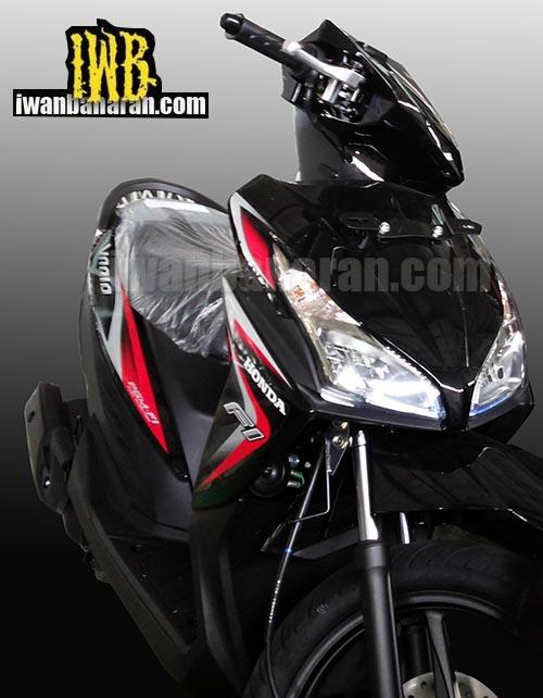 Komparasi Akselerasi New Honda Vario 150 VS new Vario 125