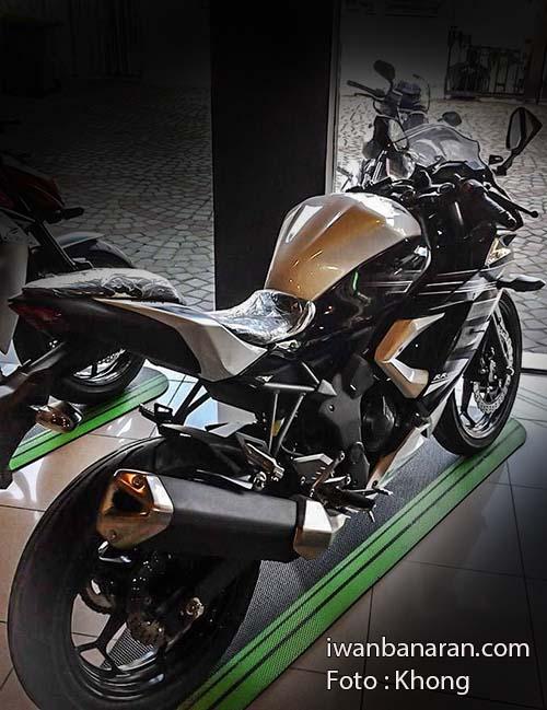 Ninja 250RR Mno